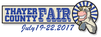 Thayer County Fair Logo